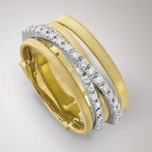 Italian designer engagement ring