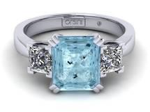 Bespoke diamond ring Auckland
