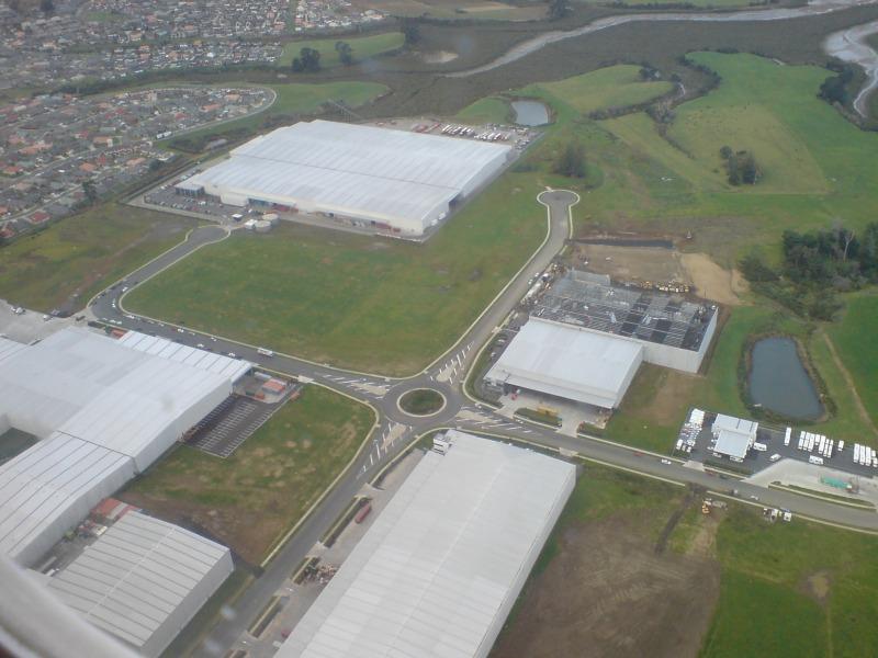 Industrial Subdivision Auckland Airport